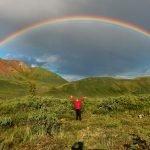 Double Alaskan Rainbow