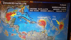 Enhanced Satellite Hurricane Irma