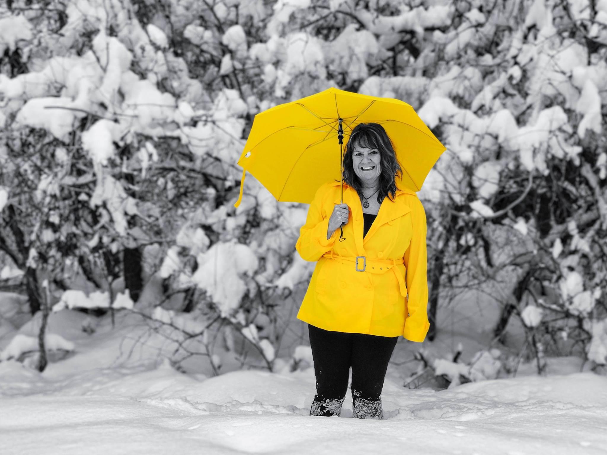 Linda Rawson - Inventor WeatherEgg